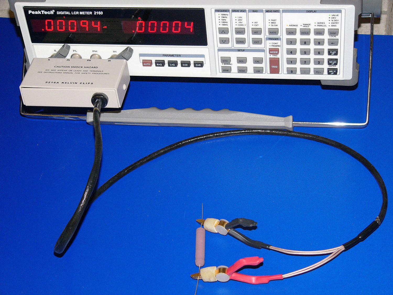 HTR High-Tech-Resistors, Audiophiler Hochlastwiderstand, Test, Vergleich